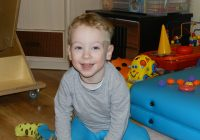 Смоленскому ребенку нужна помощь для лечения в дорогостоящей клинике