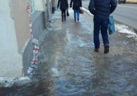 Смоленские коммунальщики получили очередной «неуд» за уборку улиц