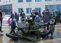Выставка военной техники и оружия пройдет в Смоленске 23 февраля