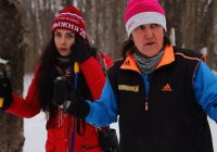 Городской эксперимент: «Первый Смоленский» протестировал лыжные трассы