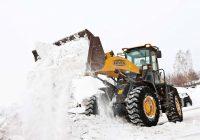 Снег с песком не будут складировать на берегах Днепра в Смоленске