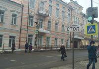 В Смоленске перекрыли движение по Большой Советской из-за подозрительного чемодана