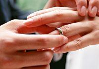 За год в Смоленской области поженились 6 тысяч пар