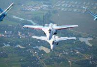 В Смоленске идёт подготовка к авиационному празднику на аэродроме «Северный»