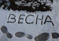Суббота в Смоленске будет теплой