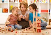 Многодетным смолянам разрешат устраивать детсад на дому