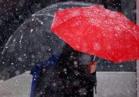 Дождь и мокрый снег придут в Смоленск 7 марта