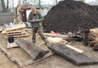 Ученые предполагают, что нашли при раскопках в Вязьме останки монаха