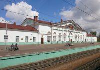 В Вязьме оцепили железнодорожный вокзал