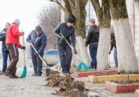 Сотня смоленских чиновников вышла на уборку города