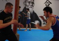 Иван «Грозный» Кирпа научил смолян тактике поединка