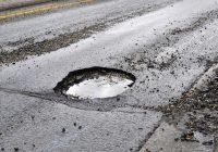 Ямочный ремонт в Смоленске 21 марта идет на 6 улицах