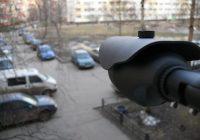 Системами видеонаблюдения оснастили 55 дворов в Смоленске