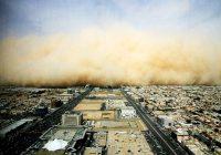 Содержание пыли в воздухе Смоленска превышает допустимый уровень