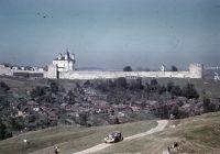 Британец выложил подборку цветных снимков оккупированного Смоленска