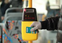 В общественном транспорте Смоленска хотят ввести безналичную оплату проезда