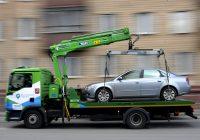 Новые тарифы на эвакуацию машин введены в Смоленской области