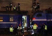 Поезда в Смоленск следуют с большим опозданием из-за аварии
