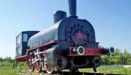 Снятый в Рославле с постамента паровоз встанет на ход