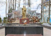 На Соловьевой переправе в Смоленской области снова зажгли Вечный огонь