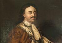 Лекция о портретах Петра I пройдет в историческом музее
