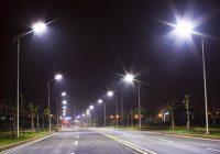 На уличное освещение в Смоленске потратят три миллиона рублей