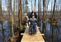 В Смоленском Поозерье появится маршрут для инвалидов