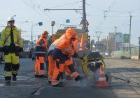 В Смоленске неделя началась с ямочного ремонта на четырех улицах