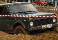 В Смоленской области прошли соревнования внедорожников «Песочница»