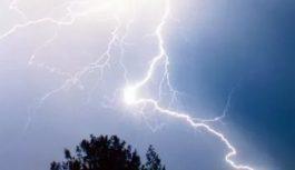 Первомай в Смоленске ожидается с дождями и грозами