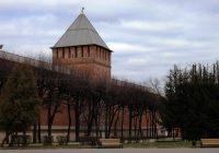 В пятницу в Смоленск придут дожди и сильный ветер