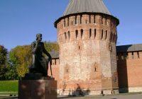 В Смоленске собираются отреставрировать Громовую башню
