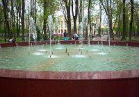 Центральный смоленский фонтан почистят