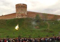 В Смоленске прошла военно-историческая реконструкция «Освобождение»