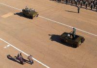 В Смоленске состоялась последняя перед 9 мая тренировка парада