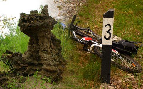 Велопрогулка №8. Тычинино – Талашкино – Пригорские скалы