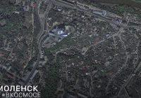 Взгляд из космоса: Смоленск сфотографировали с борта МКС