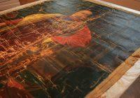 Смоленску подарили парадный портрет Франца Иосифа