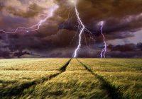 8 июня в Смоленск вернутся грозы с дождём