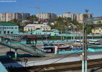 Железнодорожный вокзал Смоленска продолжил работу в штатном режиме