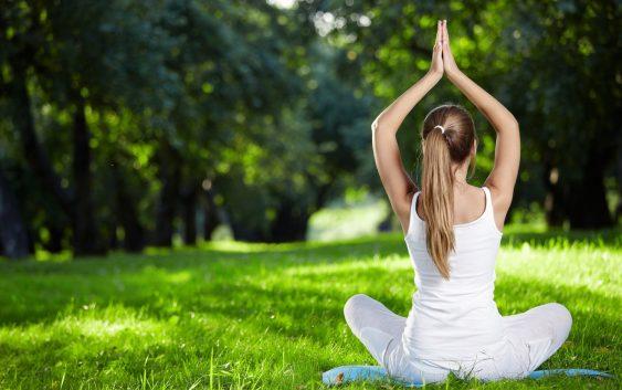 Любители йоги соберутся в воскресенье в Красном бору