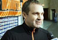Дмитрий Максимов покинул пост главного тренера смоленского «Славутича»