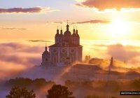 Фотограф из Смоленска показал «историю одного рассвета»