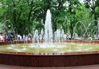30 июня в Смоленске вновь включат фонтаны
