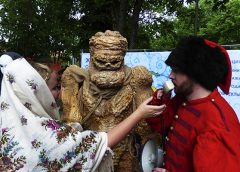 «Смоленский Арбат» или первая выставка событийного туризма в городе