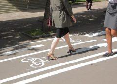 Что скажешь, Смоленск: новая велодорожка