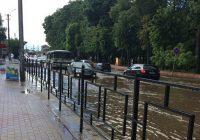 Атлантида по-смоленски: Рославль затопило после ливня