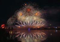 Фестиваль фейерверков «Звездопад» пройдёт в Смоленске уже послезавтра