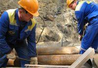 В центре Смоленска отключили горячую воду