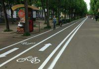 Смоленскую велодорожку продлят до улицы Кирова